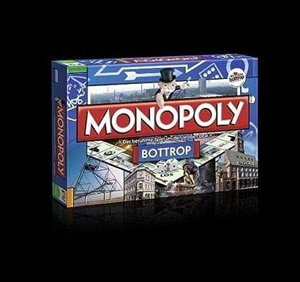 Monopoly Bottrop , color/modelo surtido: Amazon.es: Juguetes y juegos