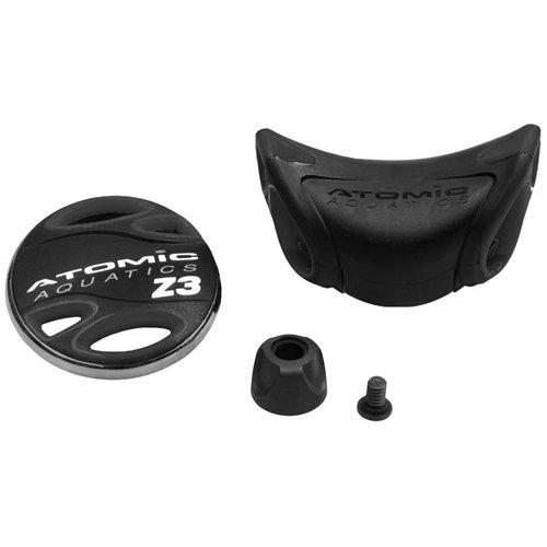 Atomic Z3 Color Kits for Scuba Diving Regulator (Black)