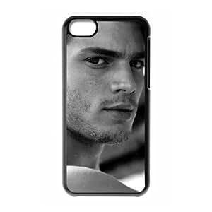 Lagy iPhone 5c Cell Phone Case Black Jamie Dornan