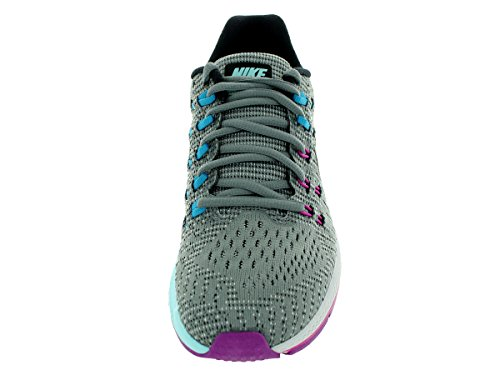 Nike Air Zoom Structure 19 Flash Laufschuh Cooler Grau / Schwarz / Fuchsia Flash