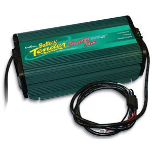 Battery Tender 022-0180 High Frequency SMT DAC Golf Card Charger 12 Volt 20 AMP Power Pro Tournament Edition Chargers