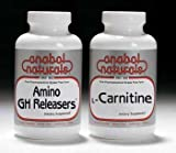 Anabol Naturals Fat Burner Stack: Amino GHR 120 caps & L-Carnitine 30 caps (1 month supply) Review
