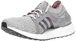Adidas Originals Women's Ultraboost X Running Shoe, Grey Threegrey Threepearl Grey, 8 Medium Us