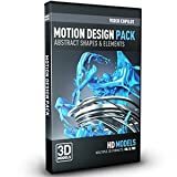 Motion Design Pack for Element 3D from Video Copilot