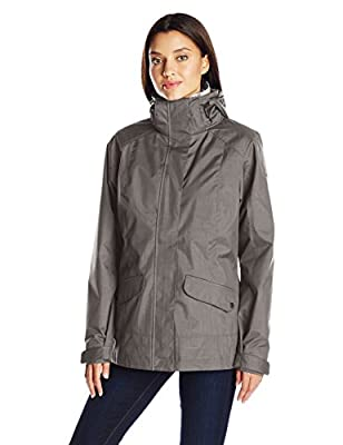 Columbia Women's Sleet To Street Interchange Jacket