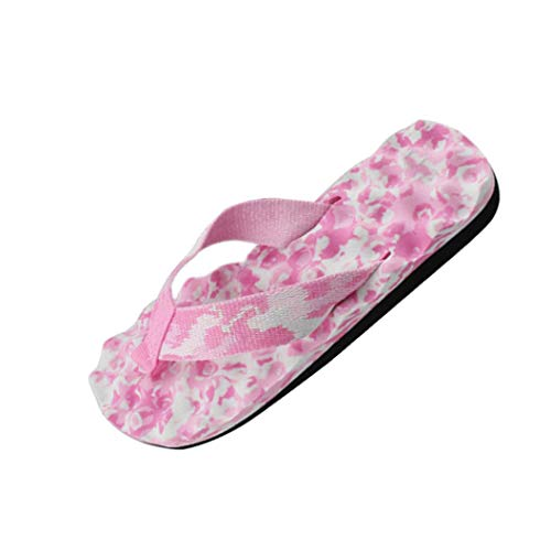 Women Flip-Flops,Kauneus Women Summer Beach Flip Flops Shoes Sandals Slipper Indoor & Outdoor Flip-Flops 3 Colors -