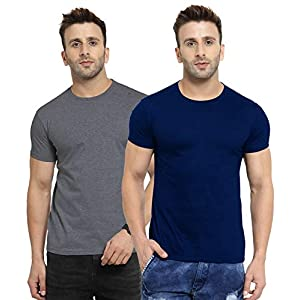 Best Fit T-Shirt for Men India 2020  (Combo Offer)