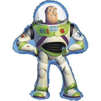- Anagram Toy Story 'Buzz Lightyear' Supershape Balloon (1ct)
