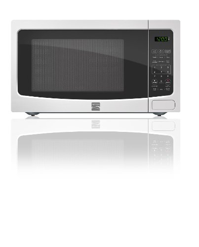 Kenmore White Countertop Microwave 73114