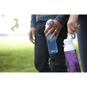 Contigo Jackson Reusable Water Bottle, 24oz, Lilac