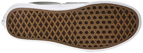 Unisex Plaid Sneakers Vans Low Leather Era Erwachsene Beluga Asphalt Grau Top FxRXR58