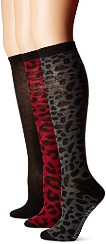 Steve Madden Womens Animal Knee