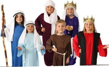 Bibli (Boys Nativity Costumes)