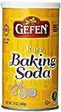Gefen Pure Baking Soda, 12oz (3 Pack) 2.25lb