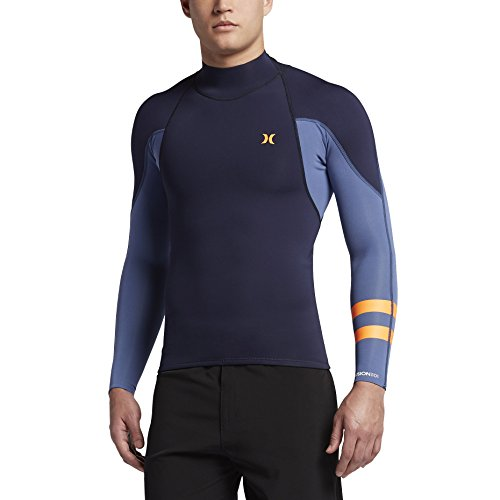 Hurley MJK0001950 Men's Fusion 101 Jacket Wetsuit