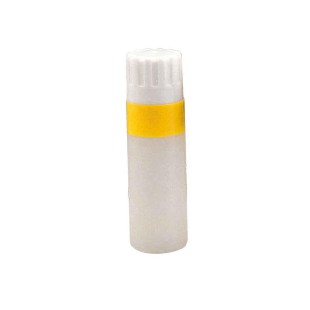 fgyhty pl/ástico Transparente Contacto Botella de soluci/ón para Lentes de Botella de l/íquido gotee