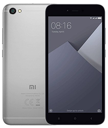 Mi 5A Android Smartphone with 13MP Camera(Grey f37ca22aa09a