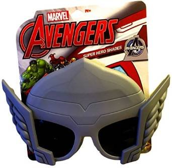 Avengers Thor Super Hero Shades - Costume Mask from Stop On Buy (Buy Superhero Costume)