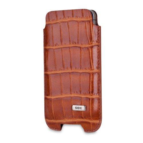 SOX KCOC 04 IP5 SOX Coccodrillo Honey für Apple iPhone 5 / 5S SOX KCOC 04 IP5