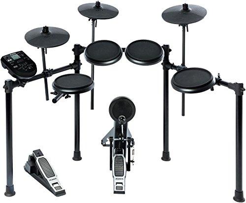 "ALESIS Nitro Kit | Electronic Drum Set with 8"" Snare, 8"" ..."