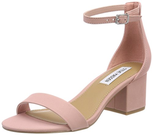 Sandals Madden Strap pink Ankle Women''s Irenee Pink Steve qFwTfCHx
