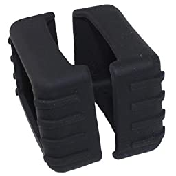 82 Series Rubber Boot Size 5 - Black (Pair) - 1.75 Inch X 4.75 Inch X 2 Inch