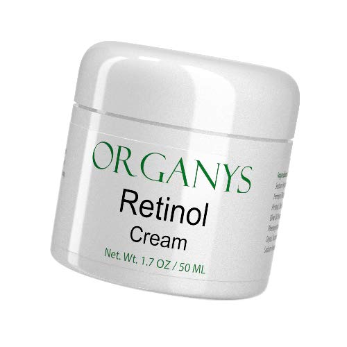 Organys Retinol Cream. Anti Aging & Anti Wrinkle (Best Anti Wrinkle Hand Cream)
