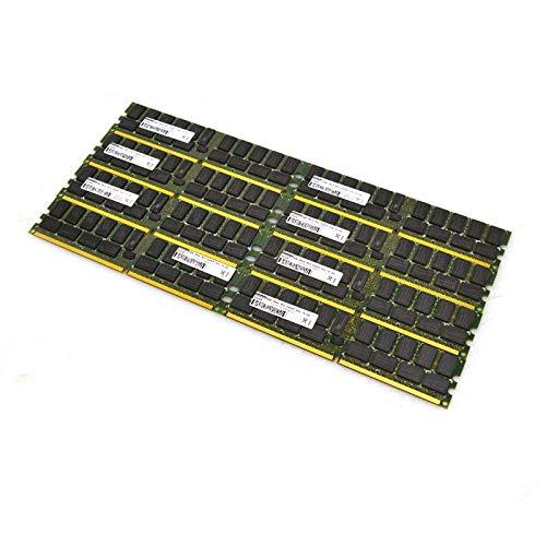 Dataram 63356 32GB (8x4GB) DDR2 Registered ECC Server Memory 667MHz, PC2-5300P