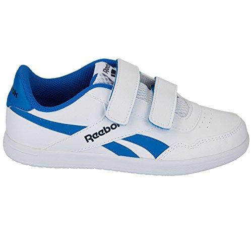 Reebok Royal Effect Alt - Zapatillas de running para niños Blanco Azul
