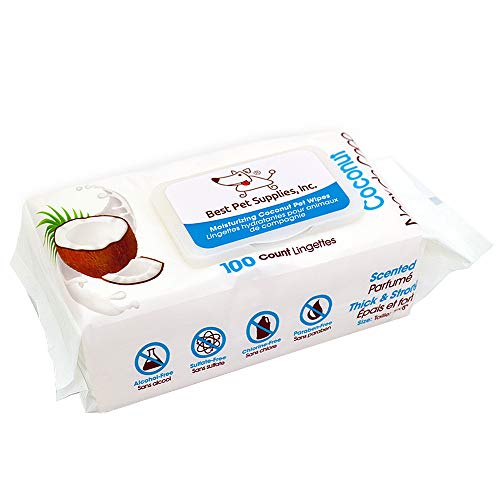 Pet Grooming Wipes for