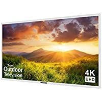 SunBriteTV Outdoor 65-Inch Signature 4K Ultra HD LED TV - SB-S-65-4K-WH White