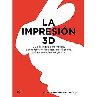 La Impresión 3D book jacket