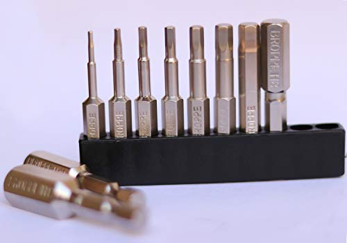 Buy really long drill bit