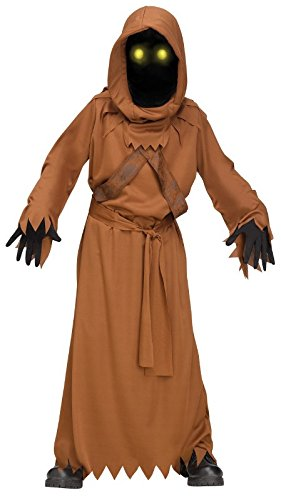 Fun World Fading Eye Desert Dweller Costume, Large 12 - 14, -