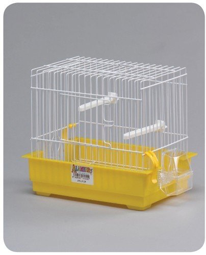 JAULA PAJAROS ALAMBER - Modelo 24: Amazon.es: Productos para mascotas