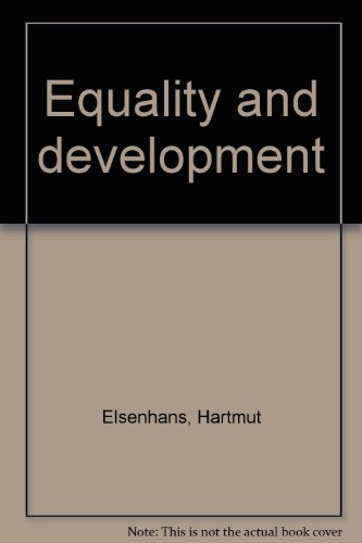 Equality and development