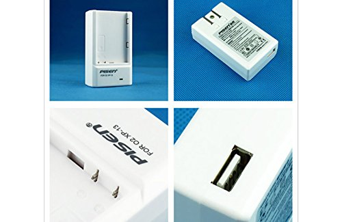 Phone Battery Charger:O2 Xp-13 Output Usb 5V Direct 4.2V Atom V Ms800 Mw700