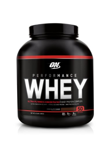 (NEW) Performance Whey Chocolate - 4.3 LB.