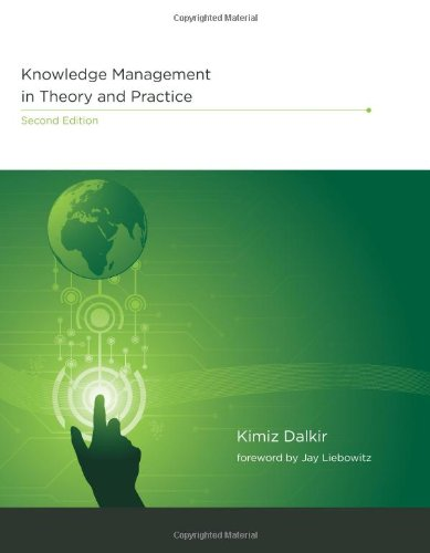 Knowledge Management in Theory and Practice (MIT Press)