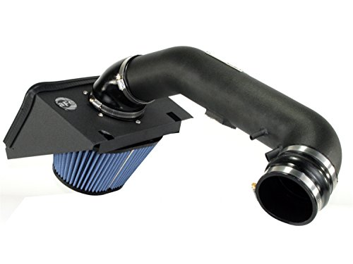 aFe Power Magnum FORCE 54-11962-1B Ford F-150 Performance Cold Air Intake System (Oiled, 5-Layer Filter)