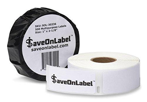 Purpose Labels 30336 Multi (SaveOnLabel DYMO 30336 Compatible (1