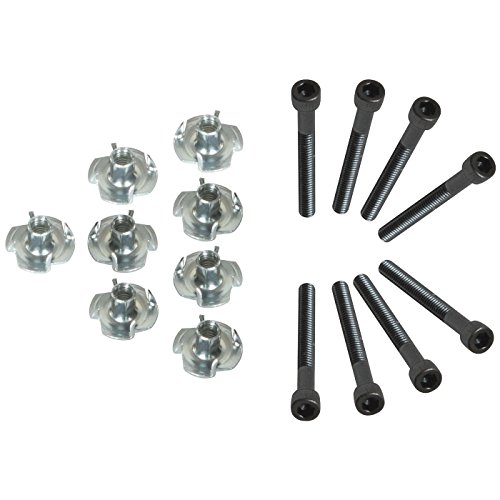 Parts Express Cast Frame #8-32 Speaker Mounting Kit