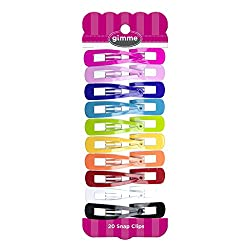 Gimme Value Pack Snap Clips, Variety 20pc