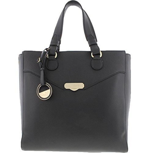 Versace-Collection-Womens-Leather-Pebbled-Tote-Handbag