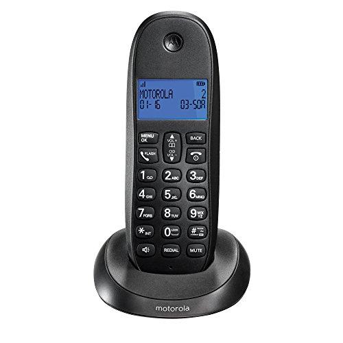 Motorola Digital Cordless Phone C1001LX