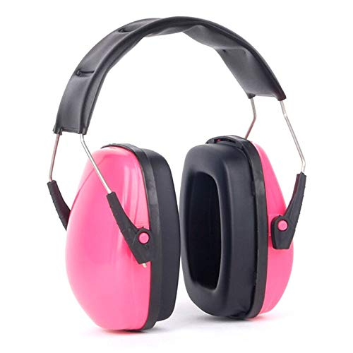 Anti-Noise Head Earmuffs Foldable Ear Protector NRR30db For Kids/Adults Study Sleeping Work Shooting Hearing Safe Protection by SaTaS