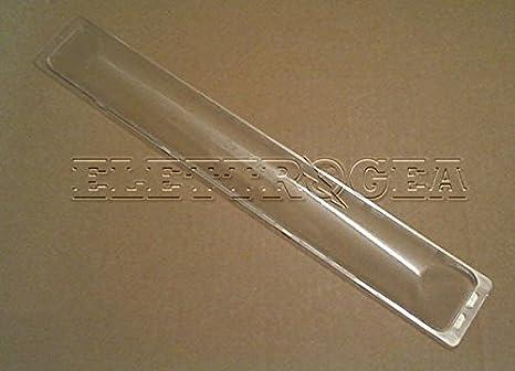 Plafoniera Cappa Faber : Plafoniera cappa 380x55 mm faber: amazon.it: casa e cucina
