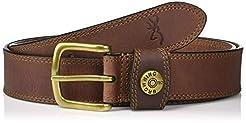 Browning Men's Leather Slug Belt