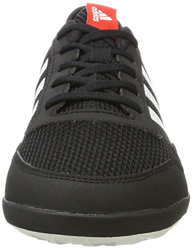 adidas Ace Tango 17.2 In, Zapatillas de Fútbol Unisex Niños Negro (Core Black/ftw White/red)