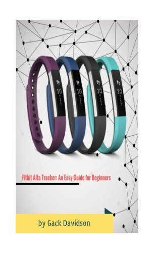 Picture of a Fitbit Alta Tracker An Easy 9781978353992